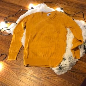 Mustard Kim Rogers sweater